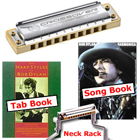 Buy Bob Dylan Package with Harmonica