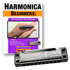 HarmonicaLessons.com Beginners Tutorial Book | Lee Oskar Harmonica