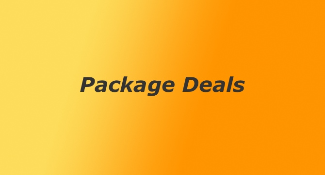 harmonica package deals